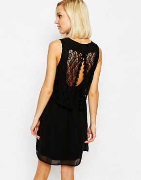 photo Lace Detail Dress by Vero Moda, color Rose - Image 2