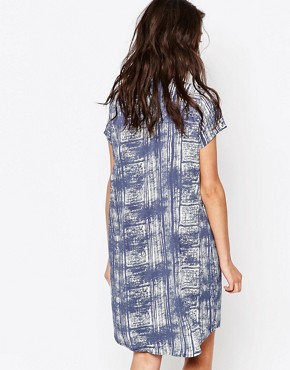 photo Printed Shirt Dress by JDY, color  - Image 2