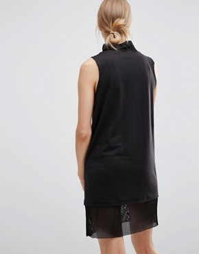 photo Knock Dress by Cheap Monday, color Black - Image 2