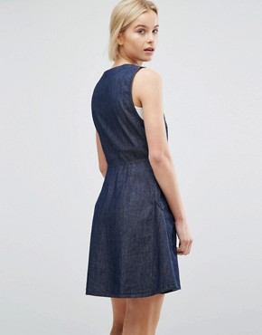 photo Code Dress by Cheap Monday, color Dark Blue - Image 2