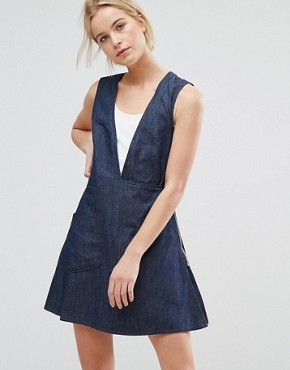 photo Code Dress by Cheap Monday, color Dark Blue - Image 1