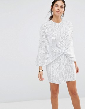 photo Voyager Mini Dress by Isla, color  - Image 1
