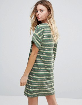 photo Von Traps Hind Dress by Traffic People, color Green - Image 2