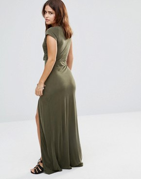 photo Maxi Dress by The Jetset Diaries, color Green - Image 2