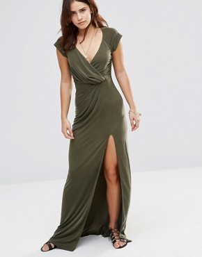 photo Maxi Dress by The Jetset Diaries, color Green - Image 1