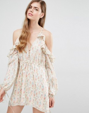 photo Kiss From A Rose Dress by Alice McCall, color Rose Water - Image 1