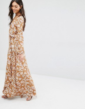 photo Monterry Maxi Dress by Flynn Skye, color  - Image 2