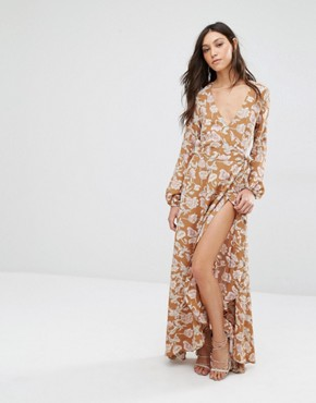 photo Monterry Maxi Dress by Flynn Skye, color  - Image 1