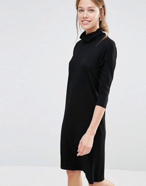photo Bliss Dress by Just Female, color Black - Image 1