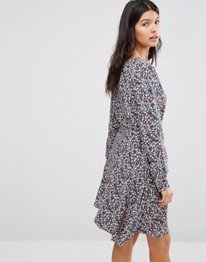 photo Lucia Floral Dress by Pepe Jeans, color  - Image 2