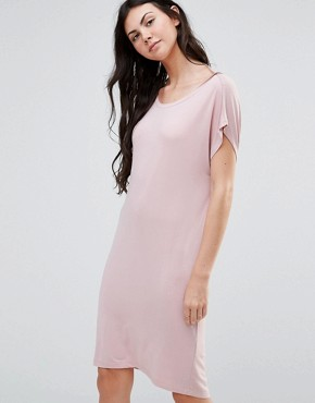 photo Margareta Mid Dress by Minimum, color Shaded Rose - Image 1