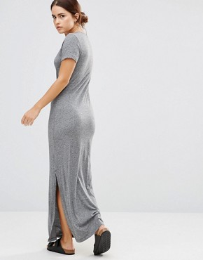 photo Aphrodite Maxi T-Shirt Dress by Uncivilised, color Marble - Image 2