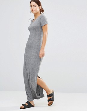photo Aphrodite Maxi T-Shirt Dress by Uncivilised, color Marble - Image 1