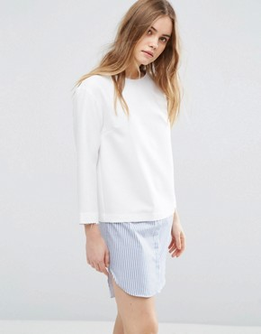 photo Stripe Shift Dress by ASOS, color  - Image 1