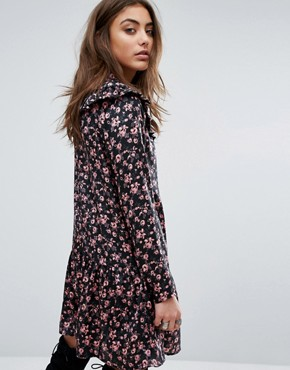 photo Floral Swing Dress by First & I, color  - Image 2