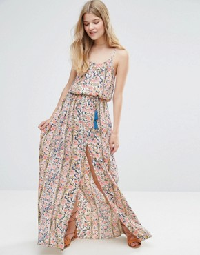 photo Ronette Printed Maxi Dress by Pepe Jeans, color  - Image 1