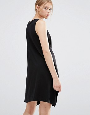 photo Sleeveless Dress by Style Mafia, color Black - Image 2