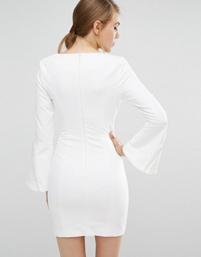 photo No Stone Unturned Dress by Asilio, color White - Image 2