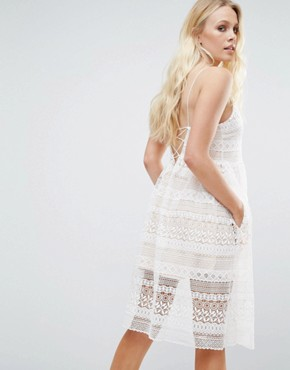 photo Impala Dress by Little White Lies, color White - Image 2