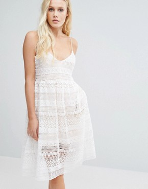 photo Impala Dress by Little White Lies, color White - Image 1