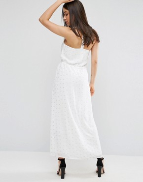 photo Maxi Dress by Little White Lies, color White - Image 2