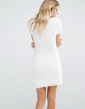 photo Daisy Dress in Ivory by Majorelle, color Ivory - Image 2