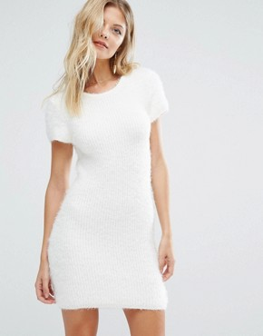 photo Daisy Dress in Ivory by Majorelle, color Ivory - Image 1