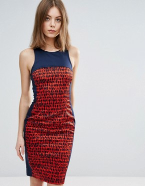 photo Canyon Sands Sleeveless Dress by French Connection, color  - Image 1