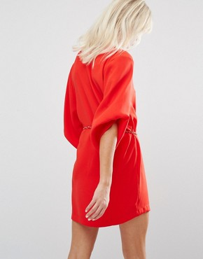 photo Red Dress by Suncoo, color Rouge - Image 2