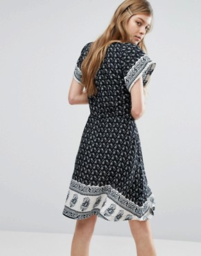 photo Paisley Print Dress by Trollied Dolly, color  - Image 2
