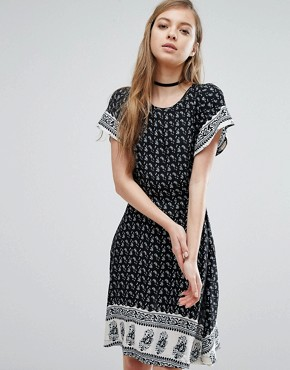 photo Paisley Print Dress by Trollied Dolly, color  - Image 1