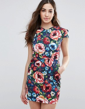 photo Floral Tulip Dress by Madam Rage, color  - Image 1