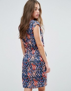 photo Damian Print Shift Dress by Blend She, color  - Image 2