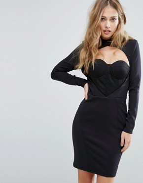 photo Heavy Night Dress by Asilio, color Black - Image 1