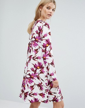 photo Floral Dress by Samsoe & Samsoe, color  - Image 2