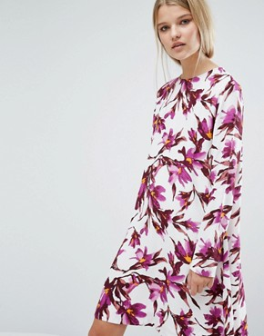 photo Floral Dress by Samsoe & Samsoe, color  - Image 1