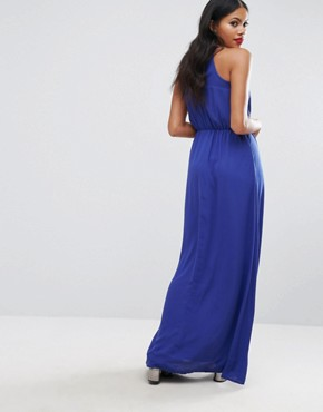 photo Maxi Dress by Girls on Film, color Blue - Image 2