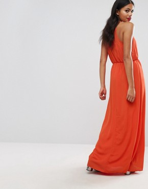 photo Maxi Dress by Girls on Film, color Red - Image 2