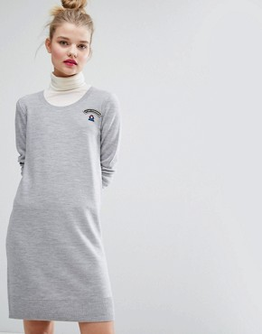 photo 'Je Suis Parisienne' Dress by Sonia by Sonia Rykiel, color Grey - Image 1