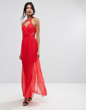 photo Red Gown by BCBGeneration, color Red - Image 1