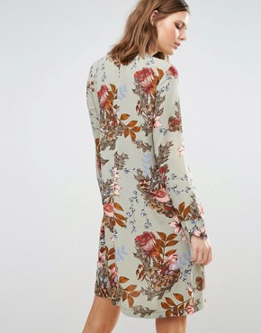photo Ilvaley Long Sleeve Printed Dress by Y.A.S Tall, color  - Image 2