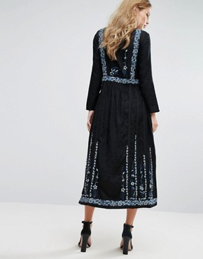 photo Argento Dress by French Connection, color Black Multi - Image 2