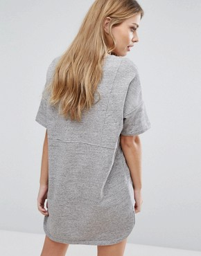 photo Alexis Jersey Dress by French Connection, color Grey Mel - Image 2