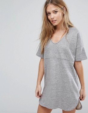 photo Alexis Jersey Dress by French Connection, color Grey Mel - Image 1