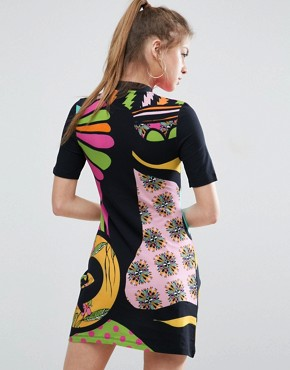 photo Bodycon Dress by Illustrated People, color  - Image 2