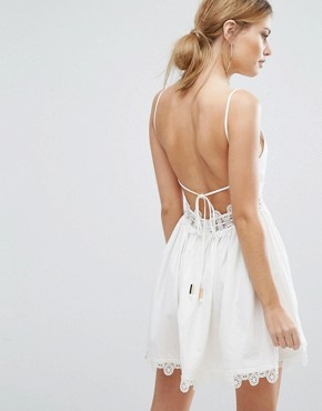 photo Odelle Dress by Finders Keepers, color White - Image 2