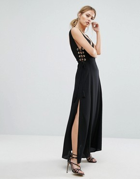 photo Amos Dress by Finders Keepers, color Black - Image 1