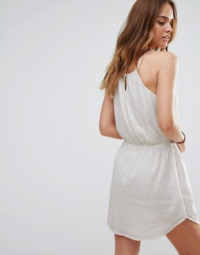 photo Fiesta Beach Dress by Rip Curl, color White - Image 2