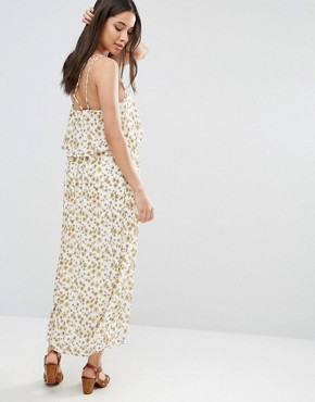 photo Brigitte Printed Dress by d.RA, color White - Image 2