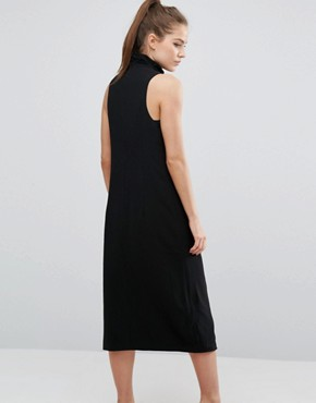 photo Never Be Like You Dress by C/meo Collective, color Black - Image 2